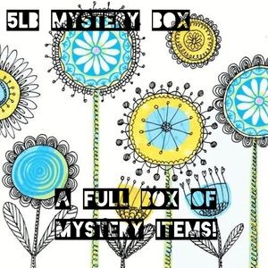 Mystery Box! $25 or $40
